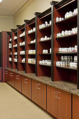 Store Displays for Modern Pharmacy Design