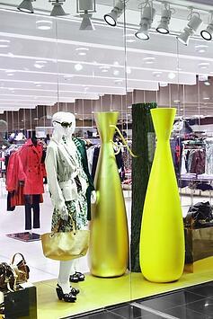 retail display case