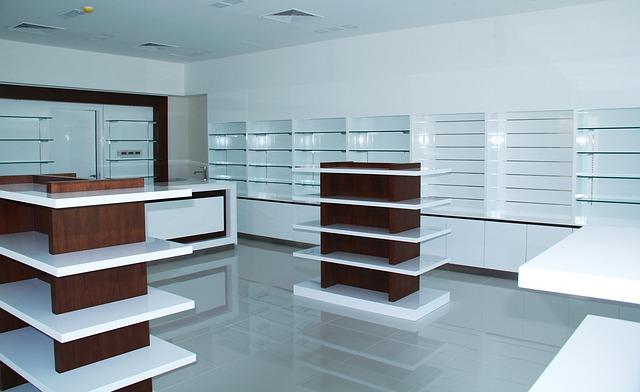 recent trends in pharmacy design