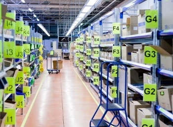 Get The Most Storage With Racking and Shelving