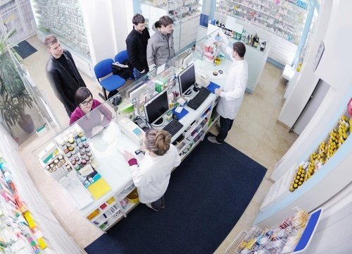 Pharmacy Design: Effectively Positioning Your Checkout Counter