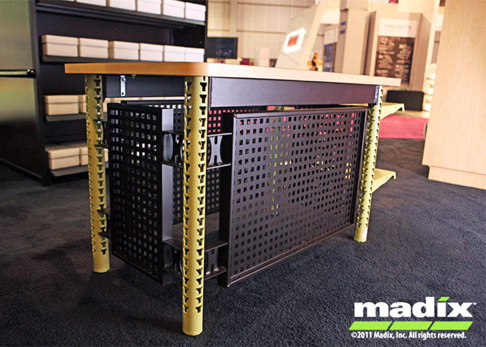 Why Choose Madix Shelving Products?